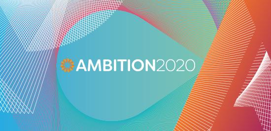 AMBITION 2020 brand